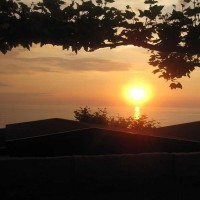 Mougas sunset