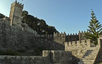 Discover the innumerable charms of the castle of Baiona
